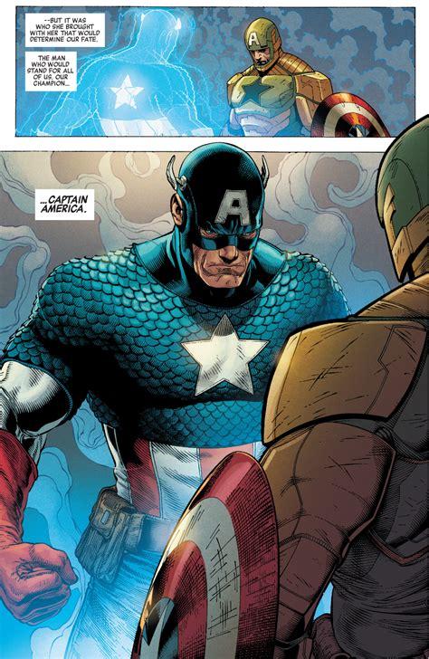 Captain America Marvel America 1 captain america secret empire 10 comicnewbies
