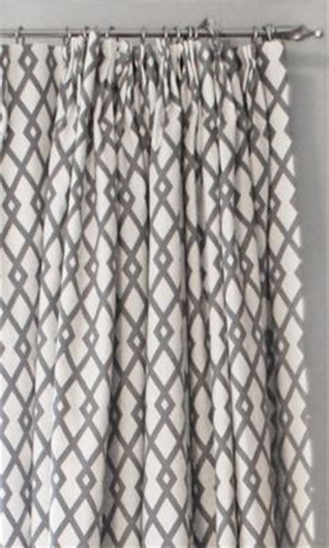 gray and white geometric curtains 1000 ideas about geometric curtains on pinterest