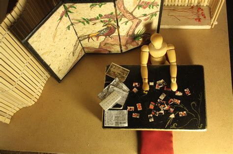 asian doll house japanese dollhouse scene hana by yuki myst on deviantart