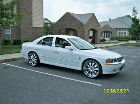 lincoln ls rims lincoln ls on 22s fhoto