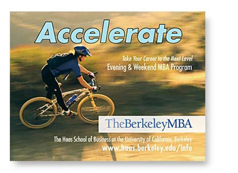 Evening And Weekend Mba by Display Sle Large Scale Advertising Poster 6 1 Of