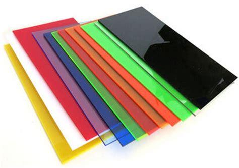 Harga Clear Shoo acrylic cast color sheet paper masked acme plastics inc