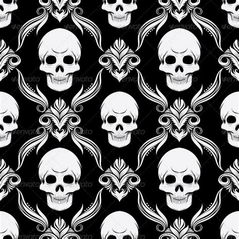 Skull Collage Design Outline by 29 Amazing Skull Patterns Textures Backgrounds Images Design Trends Premium Psd Vector
