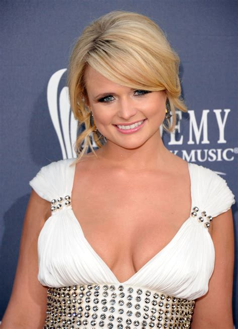 miranda lambert in 46th annual academy of country music