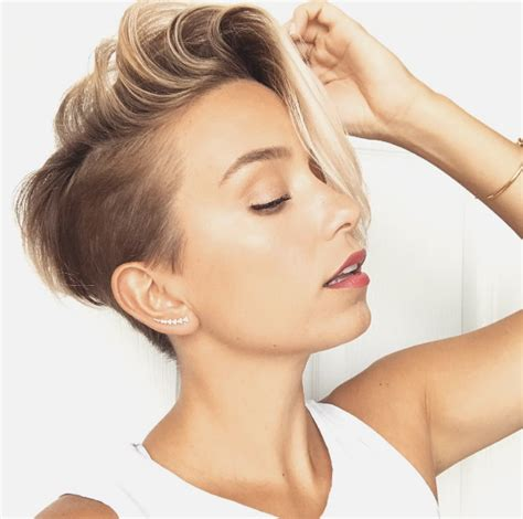 flipped pixie hairstyles 40 of the hippest short hairstyles 2018 has to offer