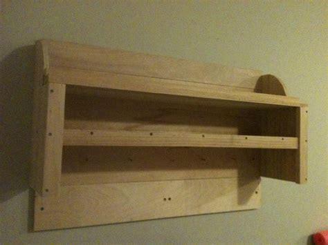 Shaker Wall Shelf by Shaker Inspired Wall Shelf By Tdog Lumberjocks