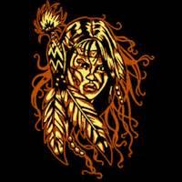 indian princess stoneykins pumpkin carving patterns and