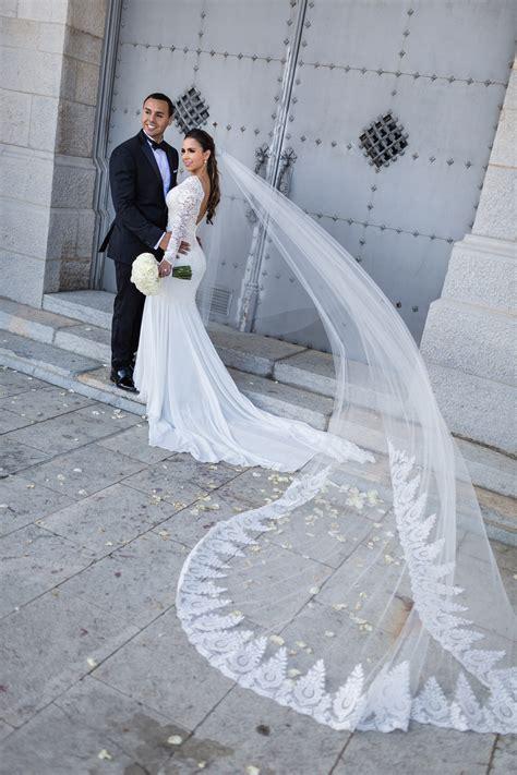 lisa morales shares  barcelona wedding album exclusive