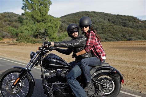 black motorcycle riding harley davidson classic harley davidson softail