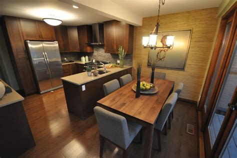 kitchen and dining room combination makeovers room transformations from hgtv s it or list it