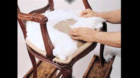 tapizado de sillas antiguas trabajo tecnologia youtube