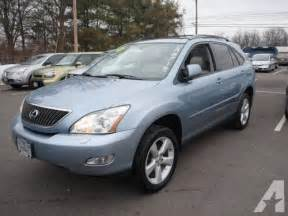 2005 Lexus Rx330 Suv 2005 Lexus Rx 330 Suv Awd For Sale In New Hton New