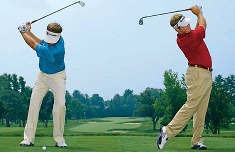 Introduction To The Stack And Tilt Golf Swing Tip It Out