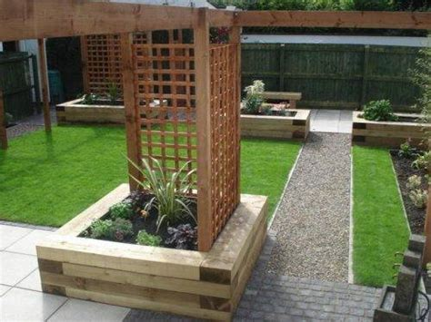Garden Ideas With Sleepers by Garden Design Ideas Sleepers The Interior Design