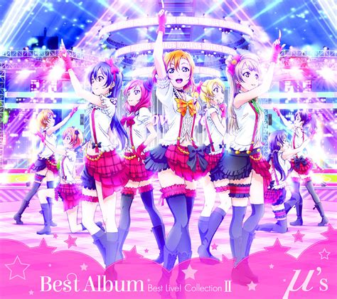 best live μ s best album best live collection