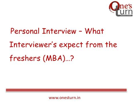 Mba How Are Interviewers Chosen by How To Discussion And Personal