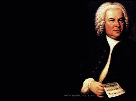 J S Bach j s bach musicolog