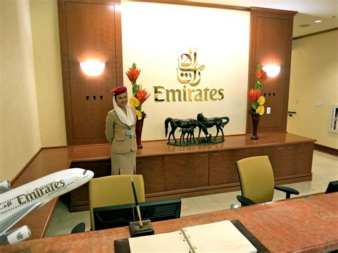 Emirates Lounge | two stunning new airline lounges at sfo photos