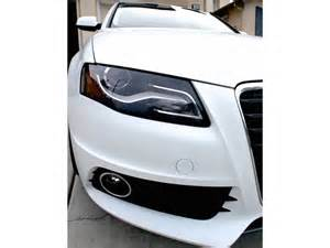 audi a4 b8 oem led bi xenon headlights everything