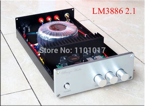 Subwoofer Lm Audio 10 Inch Lm 10jj weiliang breez audio wbaba1 lm3886 2 1 power lifier with subwoofer output hifi exquis ba1 in