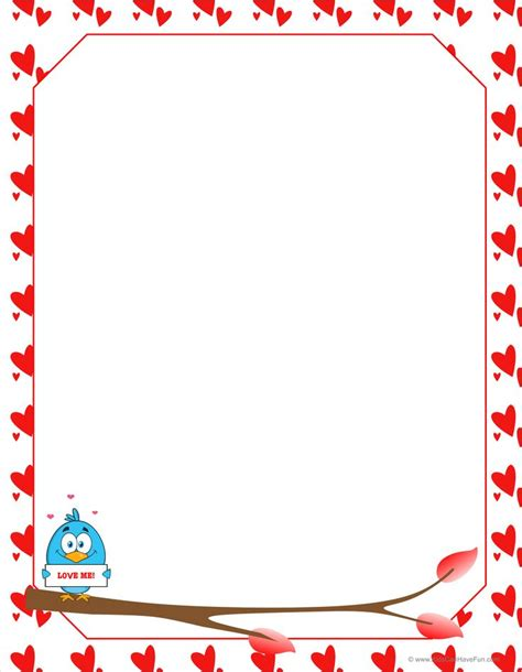 valentines day writing paper 17 best images about valentines day ideas grams