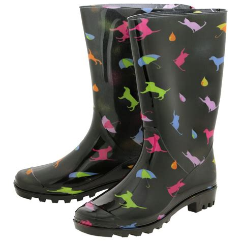Rains Boot Animal raining cats dogs ultralite boots the animal