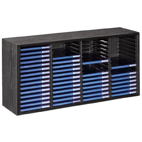 lade da tavolo hama audio rangement meuble 233 tag 232 re en bois peint noir