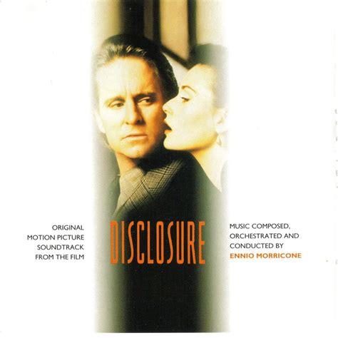 disclosure mp3 disclosure original soundtrack ennio morricone mp3 buy