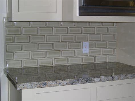 Handmade Tile Backsplash - handmade tile backsplash handmade glazed 3 quot x6 quot c