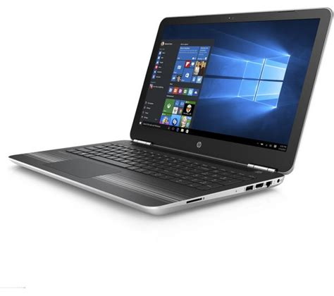 Notebook Hp15 Bw070ax Silver hp pavilion 15 aw054sa 15 6 quot laptop silver deals pc world
