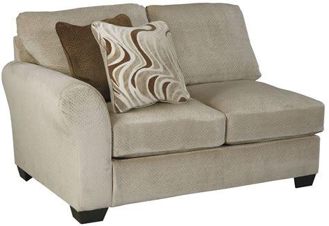 raf sofa sectional hazes fleece raf sofa sectional from ashley 6570116