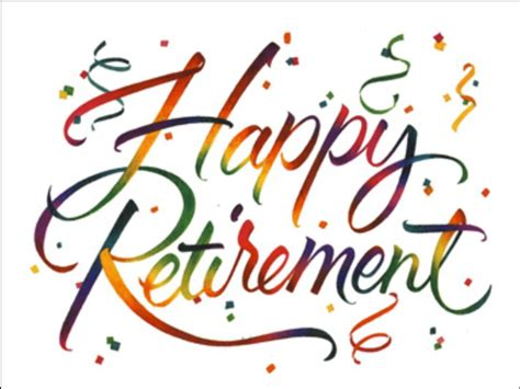 printable retirement images happy retirement banner free printable images
