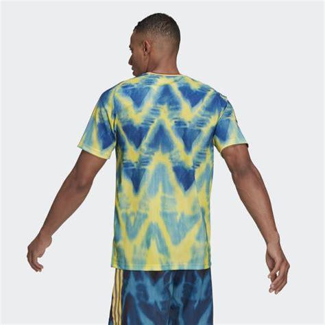 arsenal stars model  adidas humanrace arsenal shirt
