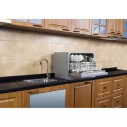 Faucet Usa Buy Magic Chef Mcpmcscd6w1w 6 Place Setting Countertop