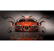 Monster Energy Bugatti Veyron Front Plastic Car 2014  El Tony