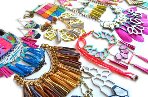 Handmade Fashion - boo and boo factory handmade geometric leather fashion