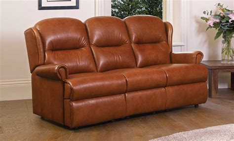 leather sofas suites sherborne malvern leather suite sofas recliners