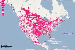 t mobile coverage map at t and t mobile by the numbers cnet