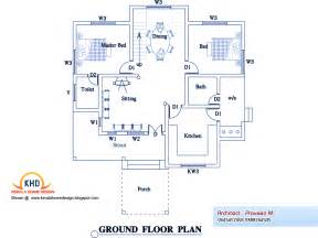 cost to engineer house plans 3 bedroom home plan and elevation kerala home design and floor plans