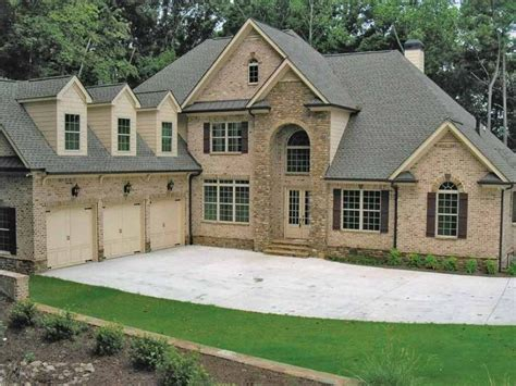 eplans colonial house plan two story great room 2256 eplans house plan a two story stone entrance sets off the