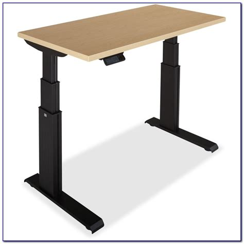 Hilo Height Adjustable Ergonomic Desk Desk Home Design Ergonomic Height Adjustable Desk
