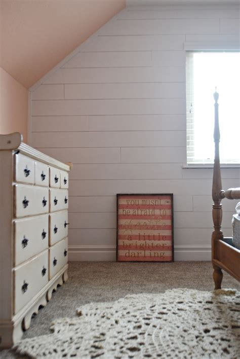 What Is Shiplap For Walls Faux Shiplap Wall Remington Avenue