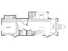 komfort travel trailer floor plans komfort 274ts floor plan pictures images photos