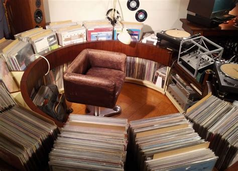 Vinyl Room by 1000 Ideas About Vinyl Record Storage On