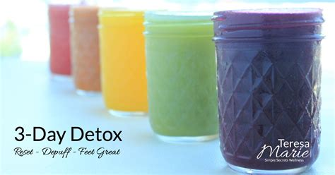 3 Day Complete Detox by Complete 3 Day Detox Plan