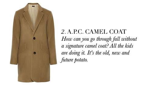 Ten Things We Want From The New Topshop by 10 Things We Want For Fall Including A Killer Camel Coat
