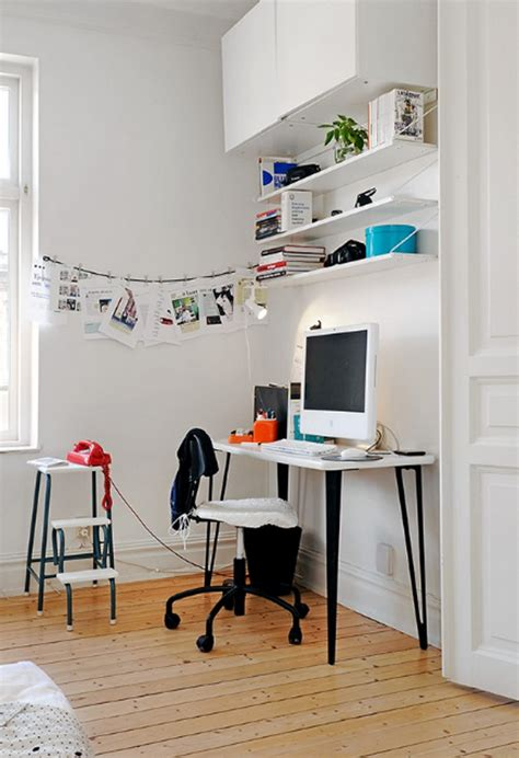 In Apartment Office Small Home Office Design In Apartments