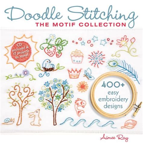 free doodle embroidery designs embroidery needlecrafts textile crafts books