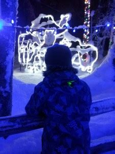 zoo lights anchorage alaska zoo lights up northern nights ak on the go