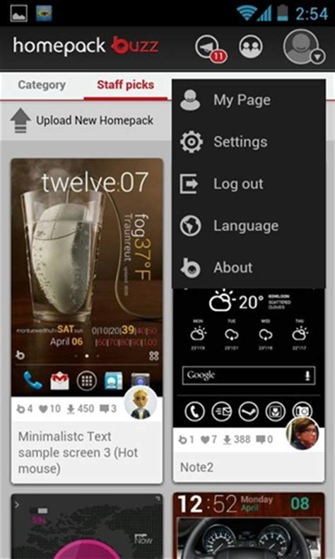 buzz launcher themes mobile9 hrj tricks buzz launcher for android boasts crowdsourced